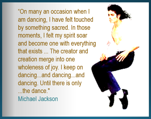 Michael J quote