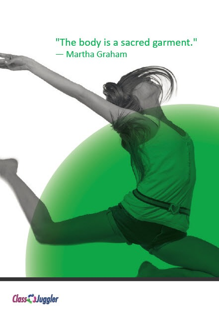 Martha Graham - The Body is a Garment