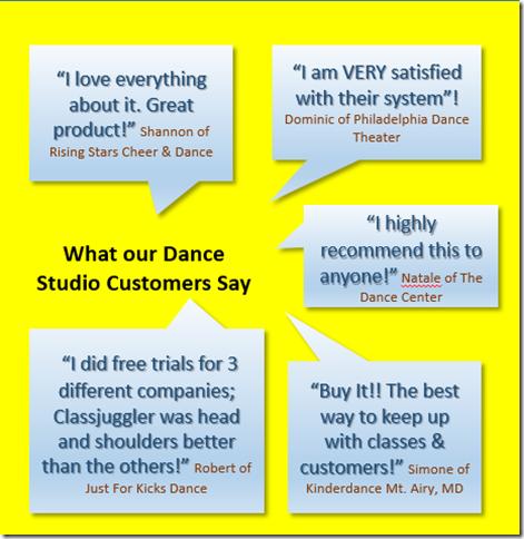 dance studio testimonials 1