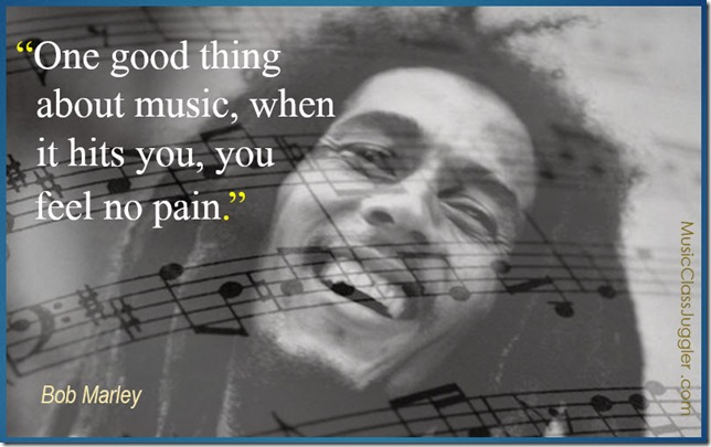 bob marley feel no pain